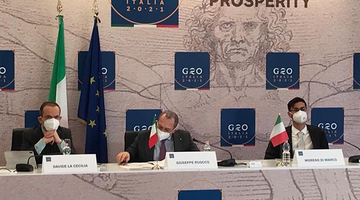GRANDE SUCCESSO DELLA MANIFESTAZIONE DI SABATO SCORSO CONTRO IL VERTICE DEL G20 E IL GOVERNO DRAGHI