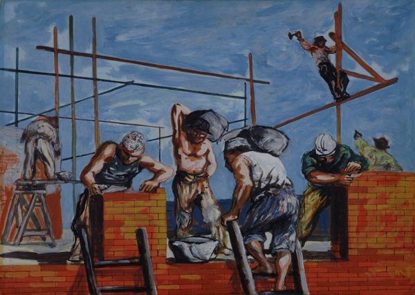 Il comunismo e l'arte. Compagno Attardi